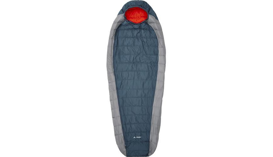 VAUDE Cheyenne 350 - Sacos de dormir - gris/azul